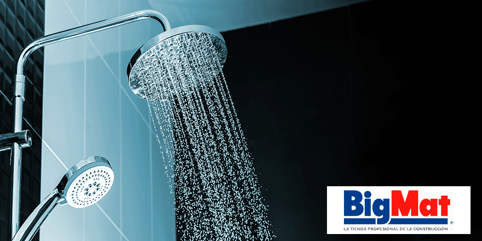 ahorrar agua en la ducha